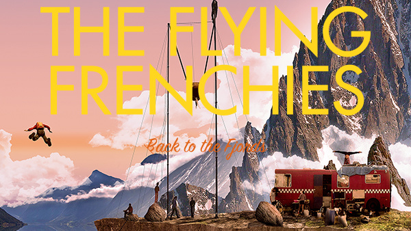 The Flying Frenchies-Back to the Fjords!