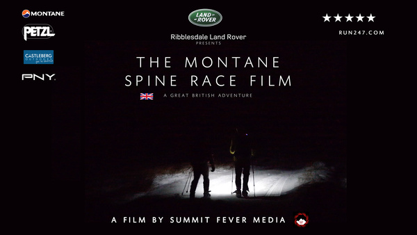 The Montane Spine Race Film
